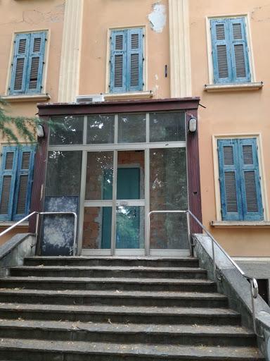 Ex clinica Beretta abbandonata